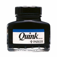 """Чернила для перьевых ручек """""""", синие, Parker"""