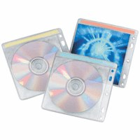 "Конверты для cd/dvd """", 40 штук, Brauberg"