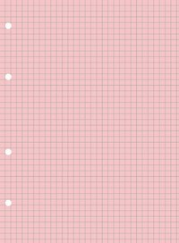 Сменный блок для тетради на кольцах, а5, 80 листов, розовый, ErichKrause
