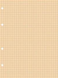 Сменный блок для тетради на кольцах, а5, 80 листов, персиковый, ErichKrause