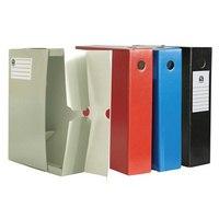 Лоток-коробка архивный, синий, Sponsor