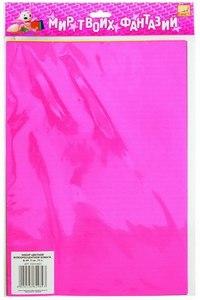 Набор цветной флуоресцентной бумаги, а4, 4 цвета (8 листов), Fancy Creative