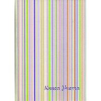 "Книга учета ""sponsor"", линия, 96 листов"