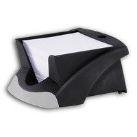 """Подставка для бумажного блока """"note box"""", с отделением для ручки, Durable"""