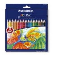 """Набор цветных карандашей """"noris club"""", 24 цвета, Staedtler"""