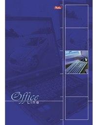 "Тетрадь ""office line"", 80 листов, Hatber"