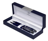 Подарочный набор: шариковая автоматическая ручка + механический карандаш, EaSTar