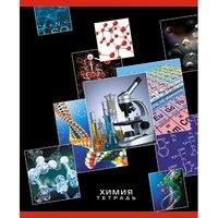 """Предметная тетрадь """"в мире знаний. химия"""", 48 листов, Unnica land"""