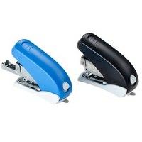 "Степлер ""power saving mini"", синий, 16 листов, №10, 35 мм, Office Force"