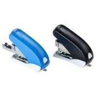 "Степлер ""power saving mini"", синий, 20 листов, №24/6, №26/6, 42 мм, Office Force"