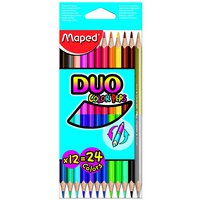 """Карандаши цветные """"color peps duo"""", Maped"""