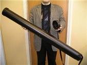Тубус телескопический с ремнём, 110 мм, Domingo Ferrer