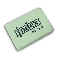 Набор ластиков, 4 штуки, Index (канцтовары)