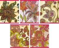 """Дневник для средних и старших классов """"магия цветов"""", Канц-Эксмо (Listoff, Unnika Land)"""
