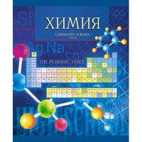 """Тетрадь """"школьная серия. химия"""", 40 листов, а5, Канц-Эксмо (Listoff, Unnika Land)"""