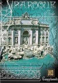 """Тетрадь """"италия"""", 80 листов, а5, клетка, Феникс+ (канцтовары)"""