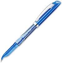 """Ручка шариковая """"angular"""" для левшей, синяя, Flair"""