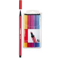 """Фломастеры """"pen 68"""", 20 цветов, STABILO"""