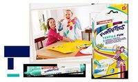 """Набор фломастеров для текстиля """"funtastics"""", 5 цветов, Edding"""
