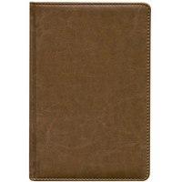 """Ежедневник """"nature"""", недатированный, коричневый, а5, 336 страниц, Index (канцтовары)"""
