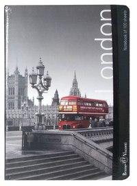 """Блокнот """"города"""", 100 листов, Bruno Visconti (Бруно Висконти)"""
