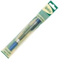 """Ручка гелевая """"traveller""""автоматическая, пластиковый корпус, 0,7 мм, синяя, Index (канцтовары)"""