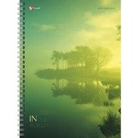 """Тетрадь """"пейзаж. совершенство"""", а4, 100 листов, клетка, Канц-Эксмо (Listoff, Unnika Land)"""