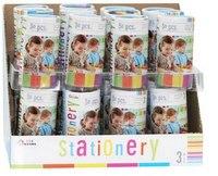 Восковые карандаши в тубе (12 цветов, 30 штук в наборе), Stationery for kids