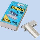 Скобы для степлера стальные №10, 1000 штук, CENTRUM