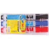 Набор маркеров для белой доски, 3 цвета, CENTRUM