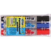 Набор маркеров с конусообразным наконечником, 3 цвета, CENTRUM