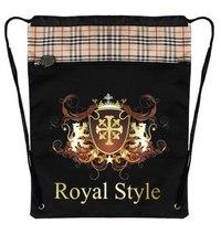 """Мешок для обуви """"royal style"""", 2 отделения, Greenwich Line"""