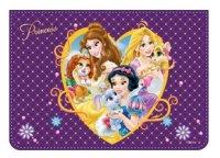 """Папка для тетрадей """"disney. принцессы"""", а5, на молнии, Disney (Дисней)"""