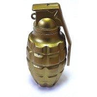 Ручка в виде золотой гранаты, 8х4 см, China Bluesky Trading Co