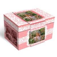 Шкатулка музыкальная для украшений, 19x11x13,5 см, Lisa Jane