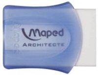 """Ластик """"architecte"""", в пластиковом футляре-держателе, Maped"""