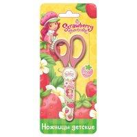 """Ножницы детские """"strawberry shortcake"""", 130 мм, Action!"""