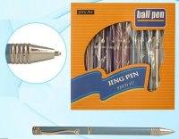 Шариковая ручка с поворотным механизмом, синяя, Miraculous
