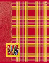 """Набор школьных тетрадей """"шотландка"""", 18 листов, клетка, 20 штук, Hatber"""