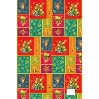 """Подарочная упаковочная бумага """"рождество"""", Феникс Present"""