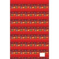 "Подарочная упаковочная бумага ""шары красные"", Феникс Present"