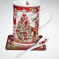 Чайный набор в подарочной коробке, арт. br-m11-n, Mister Christmas