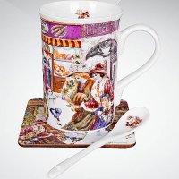Чайный набор в подарочной коробке, арт. br-m12-n, Mister Christmas