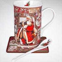 Чайный набор в подарочной коробке, арт. br-m10-n, Mister Christmas