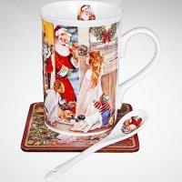 Чайный набор в подарочной коробке, арт. br-m14-n, Mister Christmas