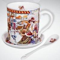 Чайный набор в подарочной коробке, арт. br-m12-set, Mister Christmas