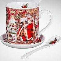 Чайный набор в подарочной коробке, арт. br-m10-set, Mister Christmas