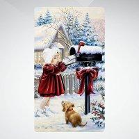 """Магнит """"новогодняя почта"""", 8 см, Mister Christmas"""