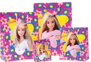 """Сумка бумажная для подарков """"barbie"""", Procos S.A."""