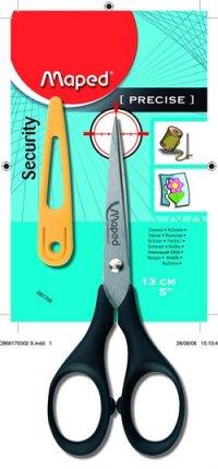 """Ножницы школьные """"precise"""", 13 см, Maped"""